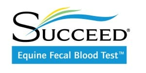SUCCEED Equine Fecal Blood Test